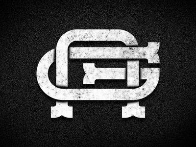 AG monogram monogram logo try typography square baseball cap type hermosillo sonora mexico