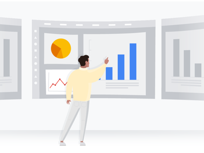 Data solutions data visualization digital illustration creative stats graph datasolutions data design