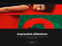 Zoey - Portfolio WordPress Theme