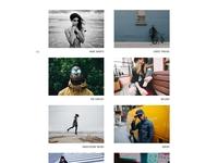 Light Photography WordPress Themes