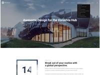 Prague  Architecture WordPress Theme