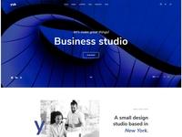 Portfolio/Agency YUK - Portfolio WordPress Theme
