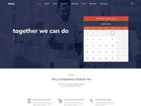 Stony Small Business - Consultant WordPress Theme
