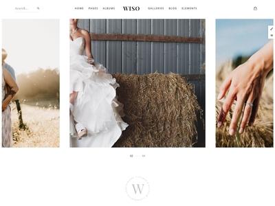 Photography WISO - Photography WordPress Theme