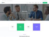 Consult WordPress Theme