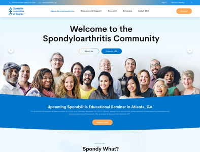 SAA - Spondylitis Association of America