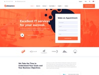 Outsourceo WordPress Theme