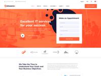 Outsourceo WordPress Theme web design design typography product design print mobile illustration branding technology webdesign responsive wordpress development gallery modern agency portfolio wordpress webdevelopment business creative