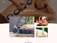 Rela - Spa WordPress Theme - Sauna Rooms