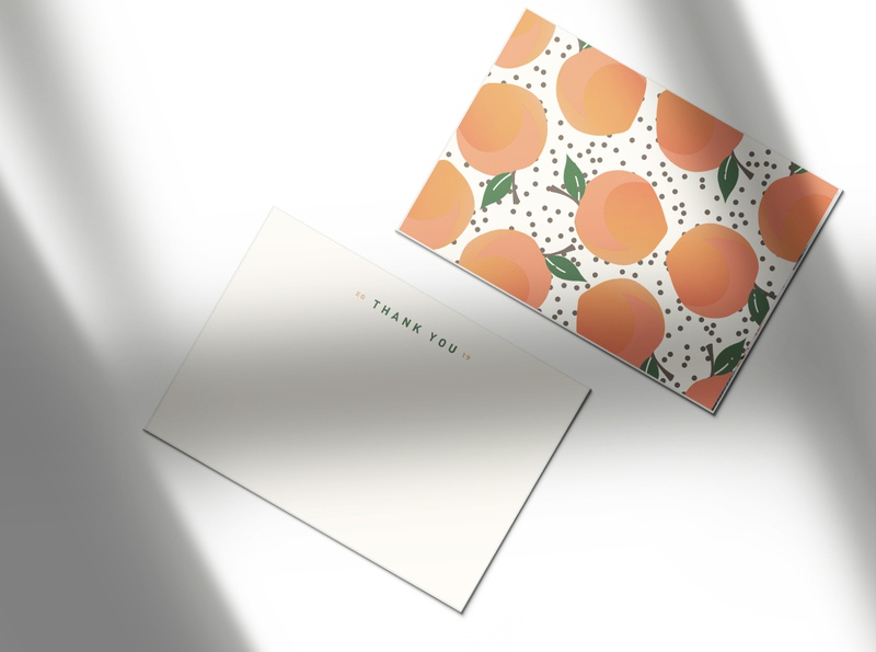 Lil' Peach Boutique Cards
