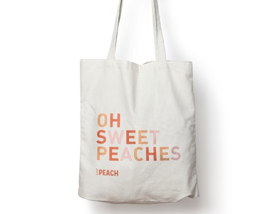 Lil' Peach Boutique Bag