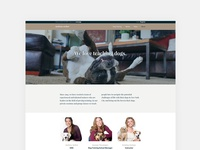 About page — Andrea Arden website