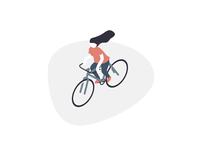 Girls Doing Stuff — Biking around!
