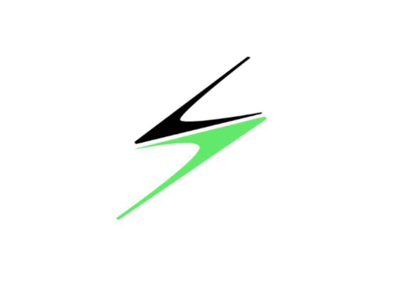 Logo for a sport brand sport simple bright branding vector logodesign logo