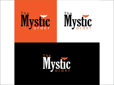 the mystic order logo
