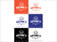 Gatsby's joint restaurant logo