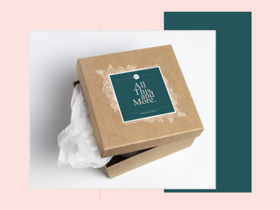bold box branding