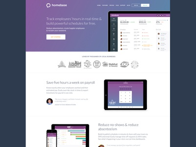 New Home Page Concepts website design branding product website web design