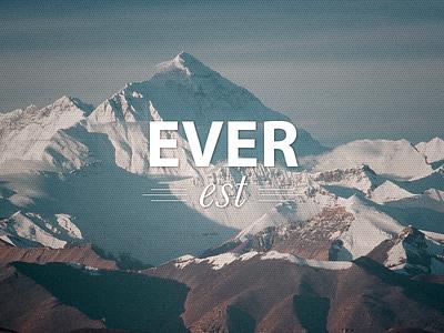 Ever est image typography baskerville myriad pro