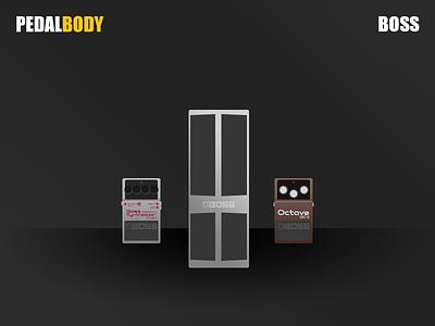 Pedalbody: boss pedals efx pedalboard pedals music