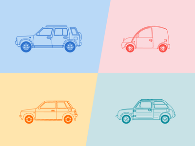 Favorite Nissan cars illustration cars rasheen s-cargo be-1 pao nissan japanese