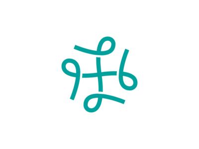 Cross logo cross
