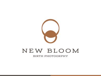 New Bloom Logo logo