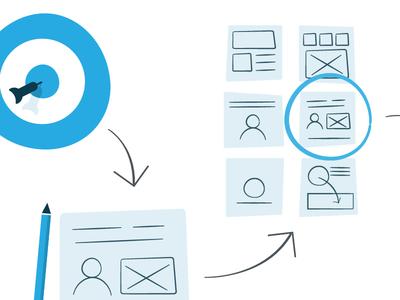 Design Sprint illustration design sprint