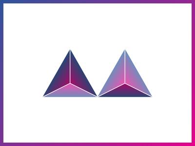 Daily Logo Challenge 4/50 logo m daily logo challenge