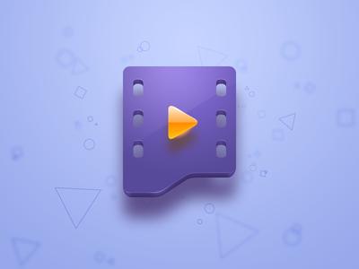 video play video