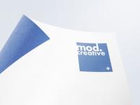 Modern minimal logo