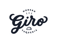 Restaurant Logo - Hand lettered logo