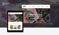 Restaurant Website - Mexican Restaurant
