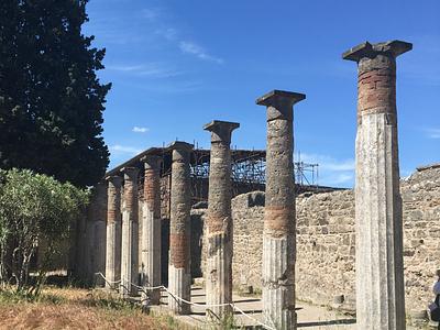 Pompeii Italy italy study abroad max swahn