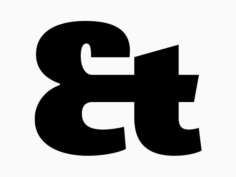 Ampersand bold type black font black  white black typography type wip ampersand sans-serif sans serif font sans serif sans design typefaces typeface type design seventype fonts font design font