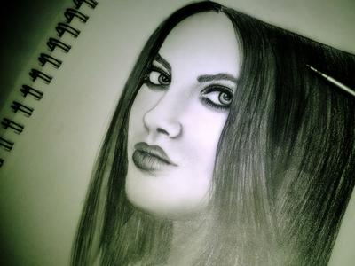 sketching drawing face sketching sketching