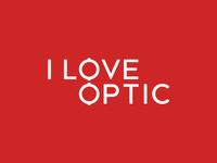 I LOVE OPTIC Logo