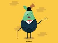 fancy pear