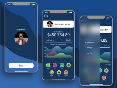 UI Mobile App Design