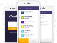 Mando - iOS App