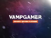 VampGamer - eSports & Gaming logo