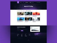 PixieSquad | Blog design