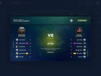 UGCeSports.gg | Match page