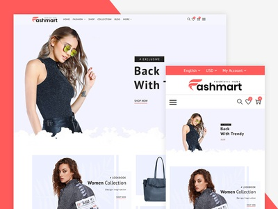 Fashmart Fashion Store   Prestashop Template