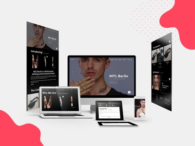 MYL-Berlin - Ecommerce Website