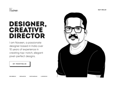 New Personal Website