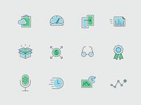 Icons set - part 1