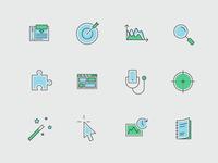 Icons set - part 2