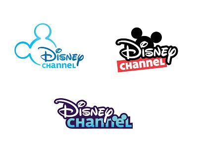 Disney Channel disney channel logo identity branding television broadcast