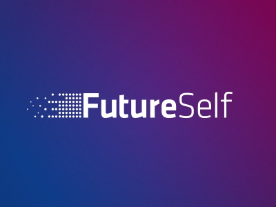 FutureSelf Logo logo identity brand mind present past future meditate